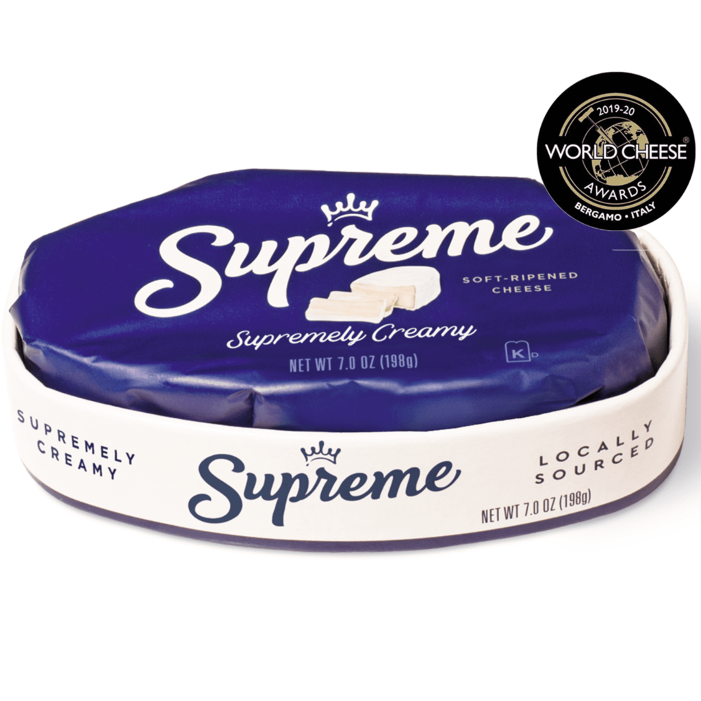 supreme small oval packaging medal