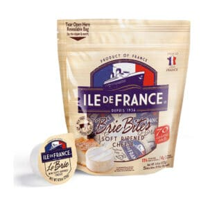 ile de france brie bites packaging