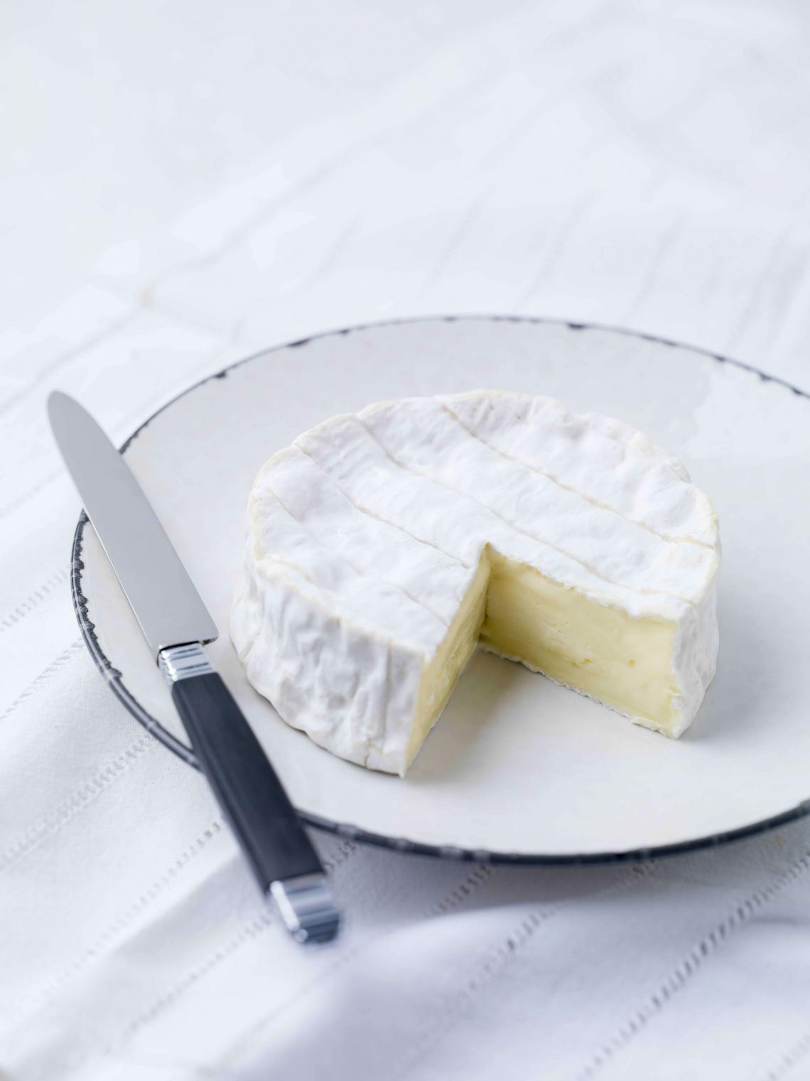 focus product ile de france camembert