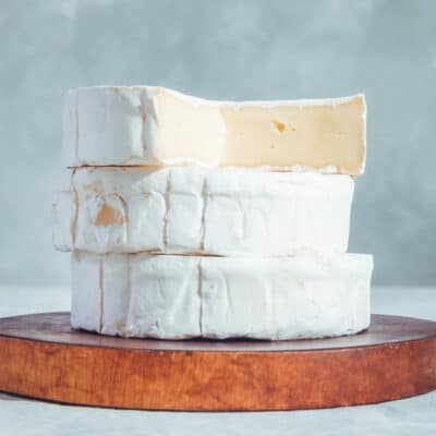 Alouette Brie Double crème 8oz