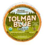 Rogue creamery tolman blue cheese packaging