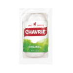 chavrie goat cheese original log packaging