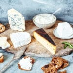 Discovery Gift box cheeses