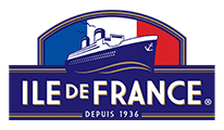 Ile de France logo soft ripened cheese