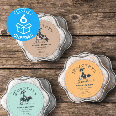 bundle 6 dorothys keep dreaming comeback cow diggin truffles