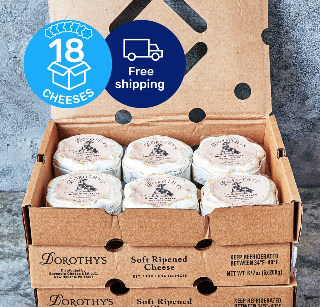 dorothys cheese pack 18 lover shop