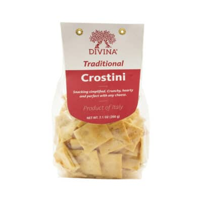 divina crostini traditional packaging