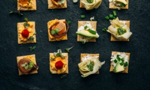 blog post chef greg cheese and crackers