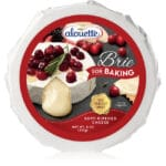 Alouette brie for baking soft ripened cheese