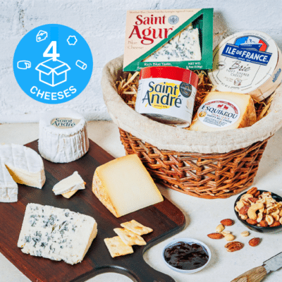 Best of France cheese board