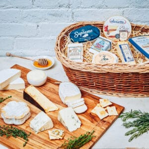 best of usa cheese box