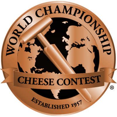 World Championship Cheese Contest bronze medal