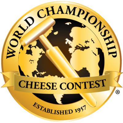 World Championship Cheese Contest Gold medal