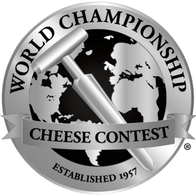 world championship cheese contest silver medal