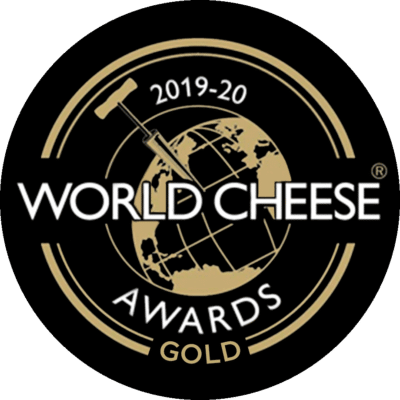 world cheese award gold medal